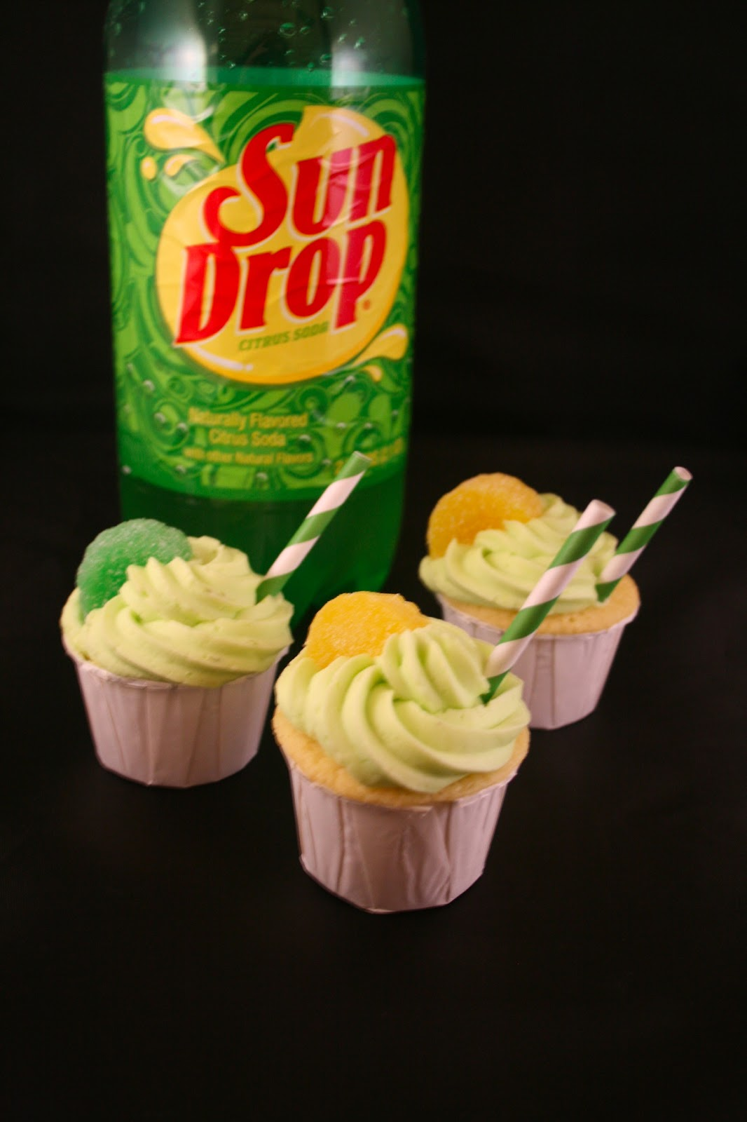 Sun Drop Soda Cake