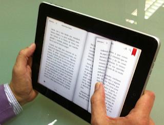 Ventajas libro electrónico
