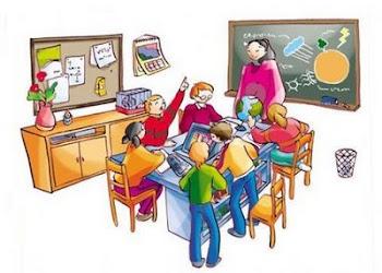 PARTICIPA EN LA CLASE
