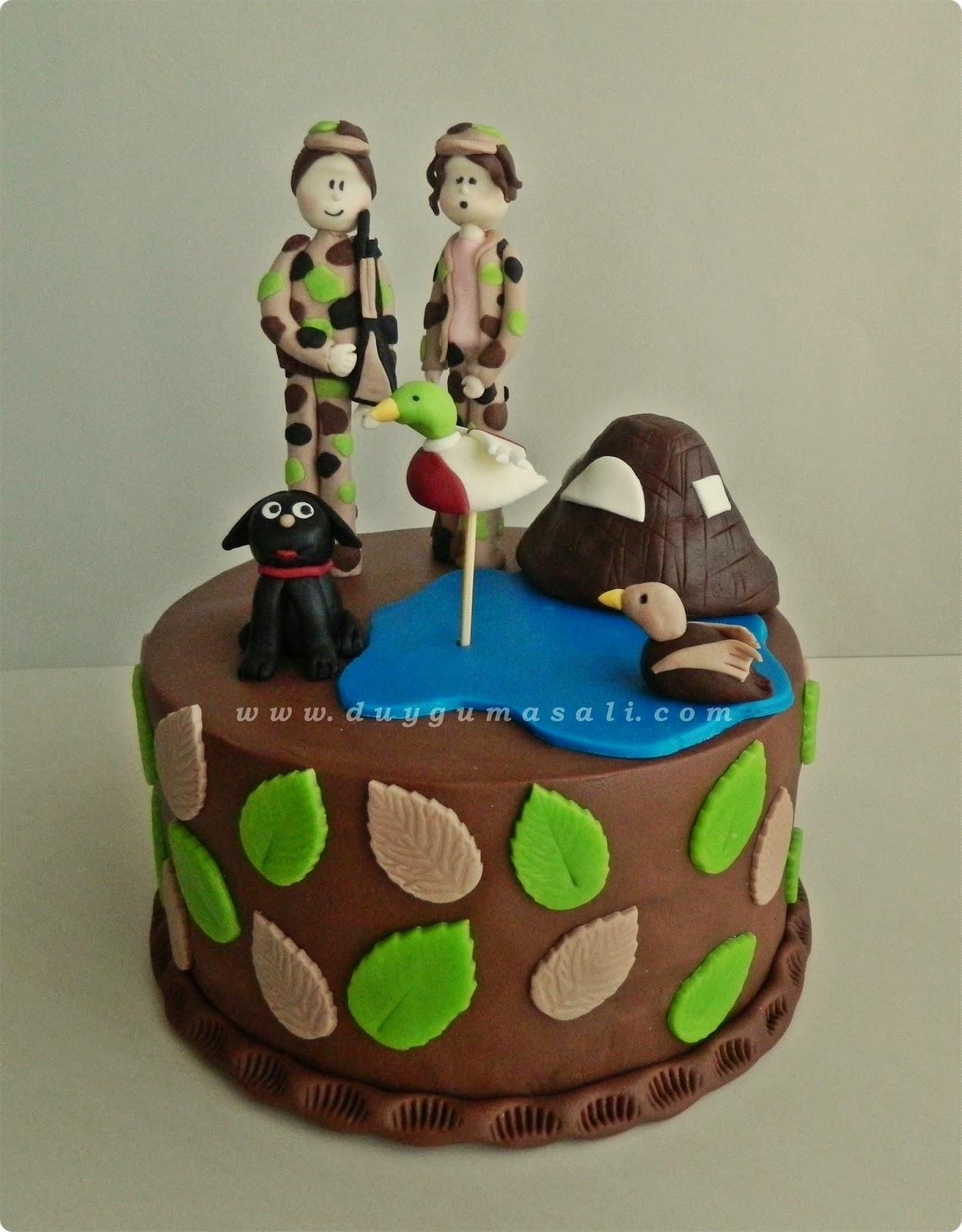 edirne avcı pastası