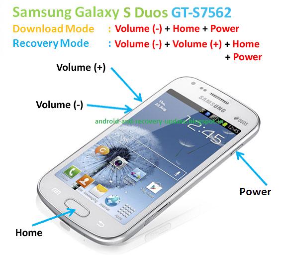 скачать прошивку на Samsung Gt S7262 - фото 7