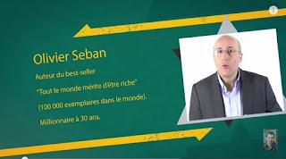 Olivier Seban a rebondi suite à un échec