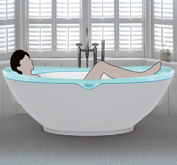 Концепт ванны Roca Blando