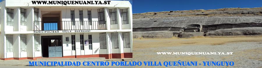 Municipalidad Centro Poblado Villa Queñuani