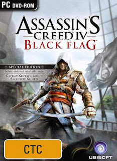 Special Edition Assassin's Creed IV Black Flag Game Game