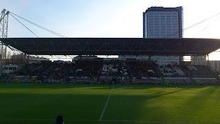 stadion Konwiktorska 6 Polonia
