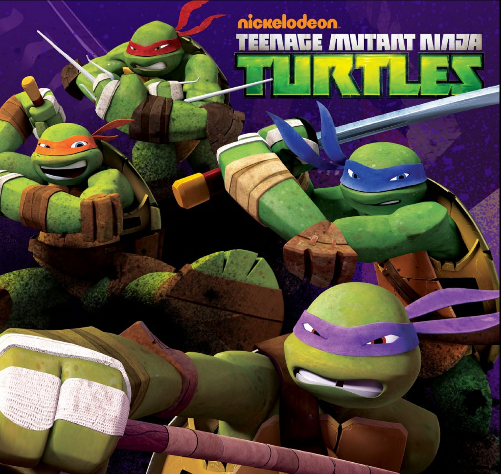 Review - Teenage Mutant Ninja Turtles (2012)