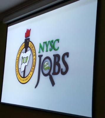 NYSC job portal