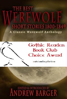 Gothic Readers Book Club: Andrew Barger (editor): The Best ...