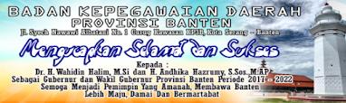 BKD Provinsi Banten