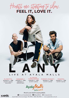 Lany Live at the Ayala Malls