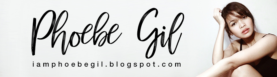 Phoebe Gil's Official Blog