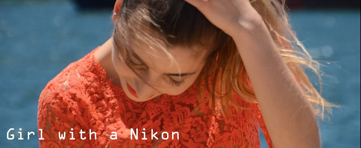 Girl with a Nikon Photography