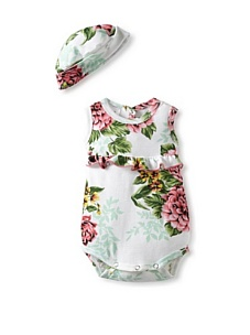 MyHabit: Up to 60% off Mad Sky for Baby Girls - First Bubble Bodysuit with Hat