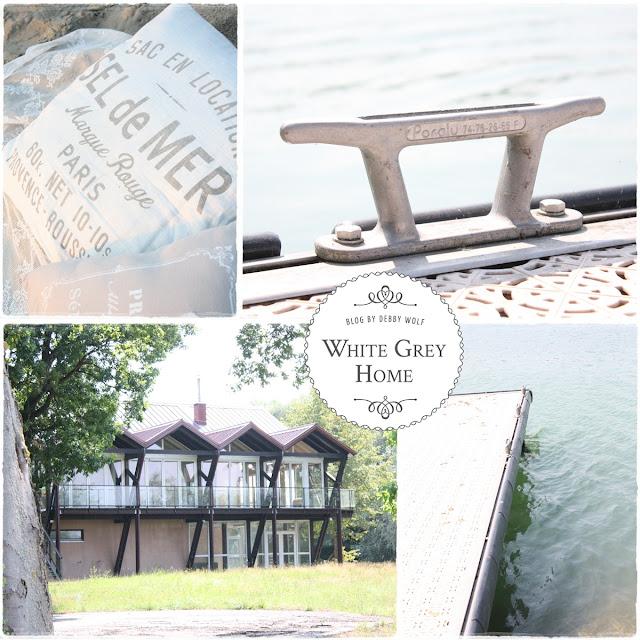 Das Haus Am See Renartis Reisen: White Grey Home: Das Haus Am See