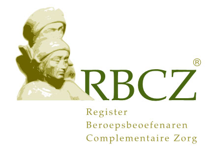 RBCZ register therapeut