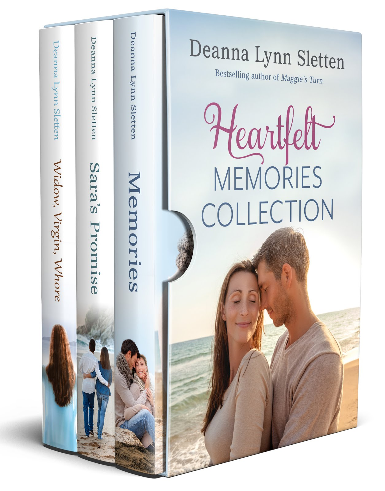 Heartfelt Memories ~ Three Book Collection