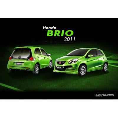 Bodykit Honda Brio Mugen