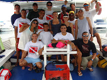Turma do Curso Apnéia Total com Karol Meyer, de 18 a 20/02/2011, em Salvador-Ba