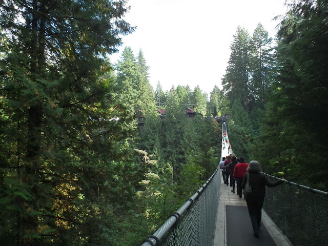 Capilano Suspension Bridge 2011