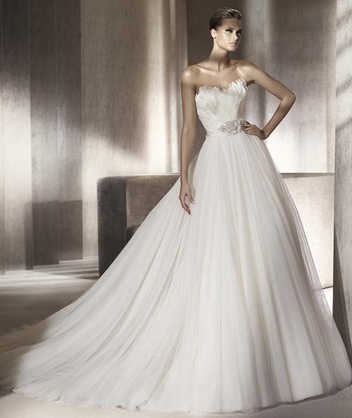 Cheap Wedding Gowns Online Blog: Manuel Mota Pronovias