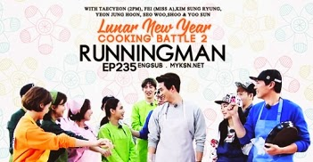 Tengok Online Running Man English Sub Ep 235