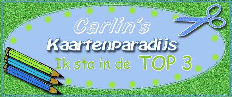 Top 3 bij Carlin's Kaartenparadijs