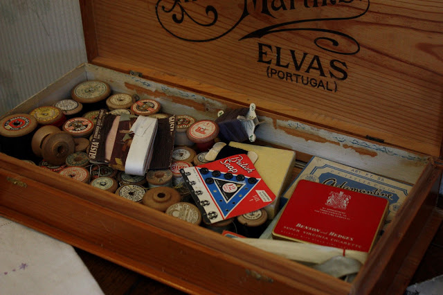 vintage sewing ephemera