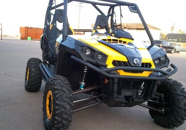 Can Am Commander 1000 Xt Motor Sport Indonesia