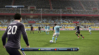 Pro Evolution Soccer 2013 with Crack Full Version