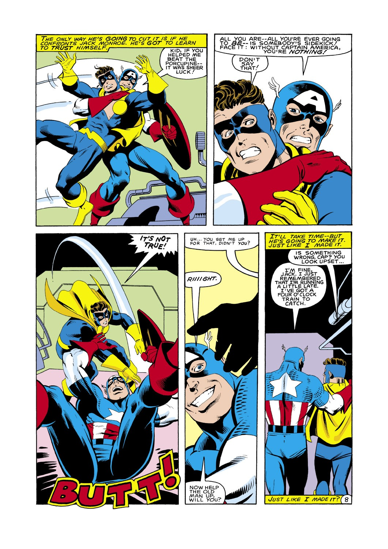 Captain America (1968) Issue #286 #202 - English 9