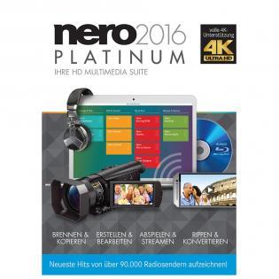 Nero 2016 Platinum PT-BR