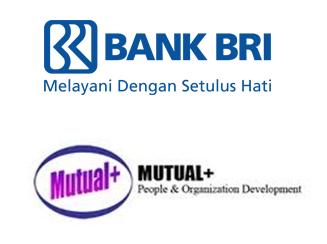 Loker Terbaru Bank BRI (Persero) Sebagai Teller & Customer Service April 2014 [Logo Bank BRI (Persero) Tbk dan PT. Mutualplus Global Resources]