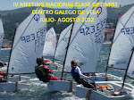 IV MEETING NACIONAL OPTIMIST 2012