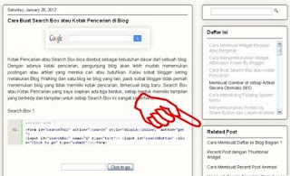 Membuat Related Post Berada di Sidebar, related post, artikel terkait, sidebar widget,related artikel