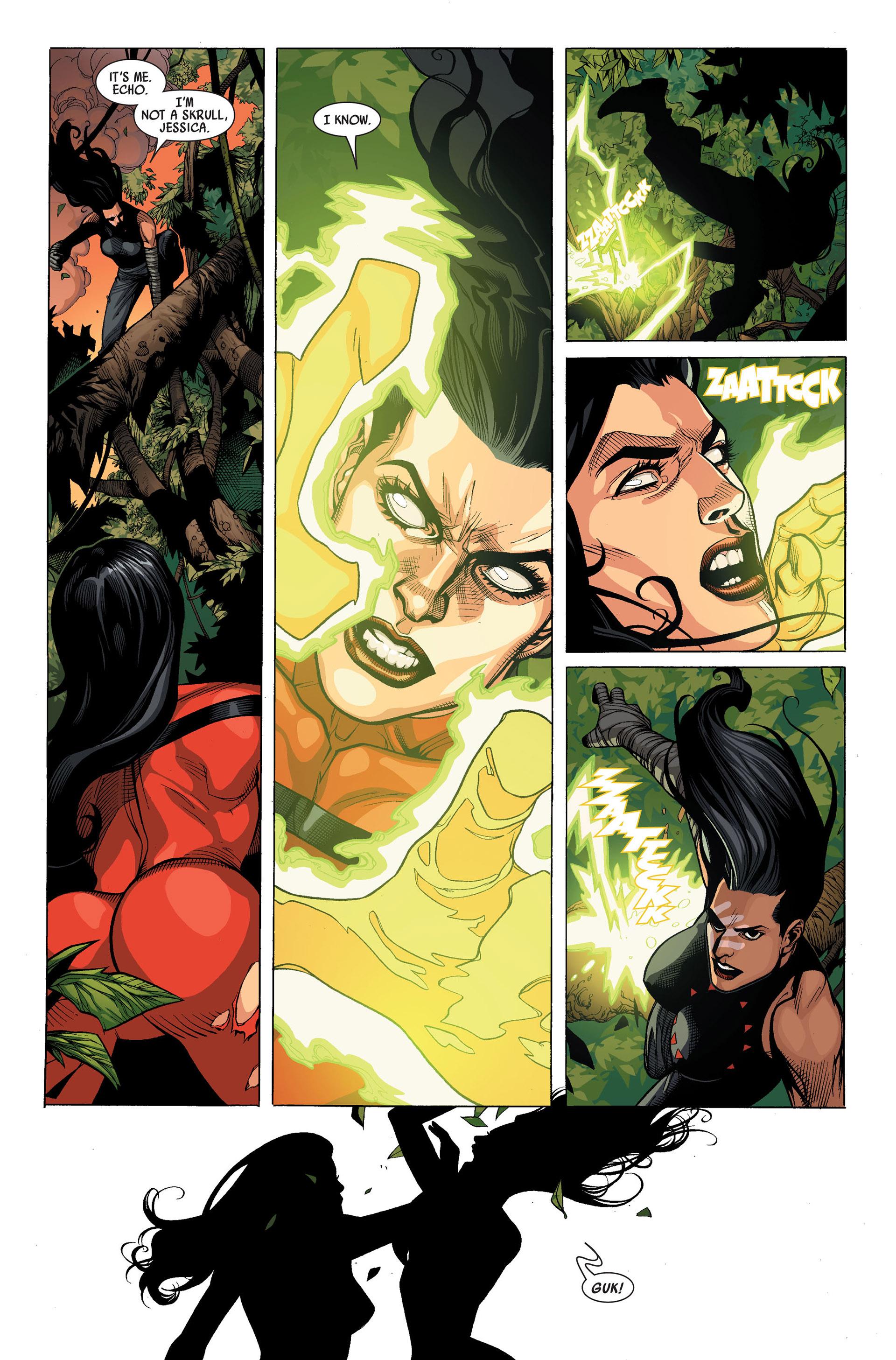 Read online Secret Invasion comic -  Issue #3 - 12