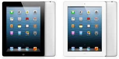 Apple iPad 4th Gen with Retina display