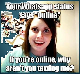 Funny Pictures DP for Bbm and whatsapp if you're online texting me