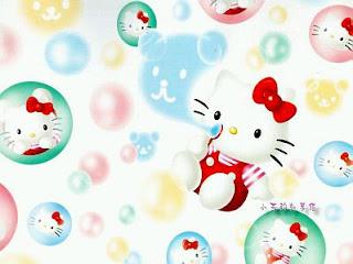 Hello Kitty, Imagenes para Imprimir, parte 2