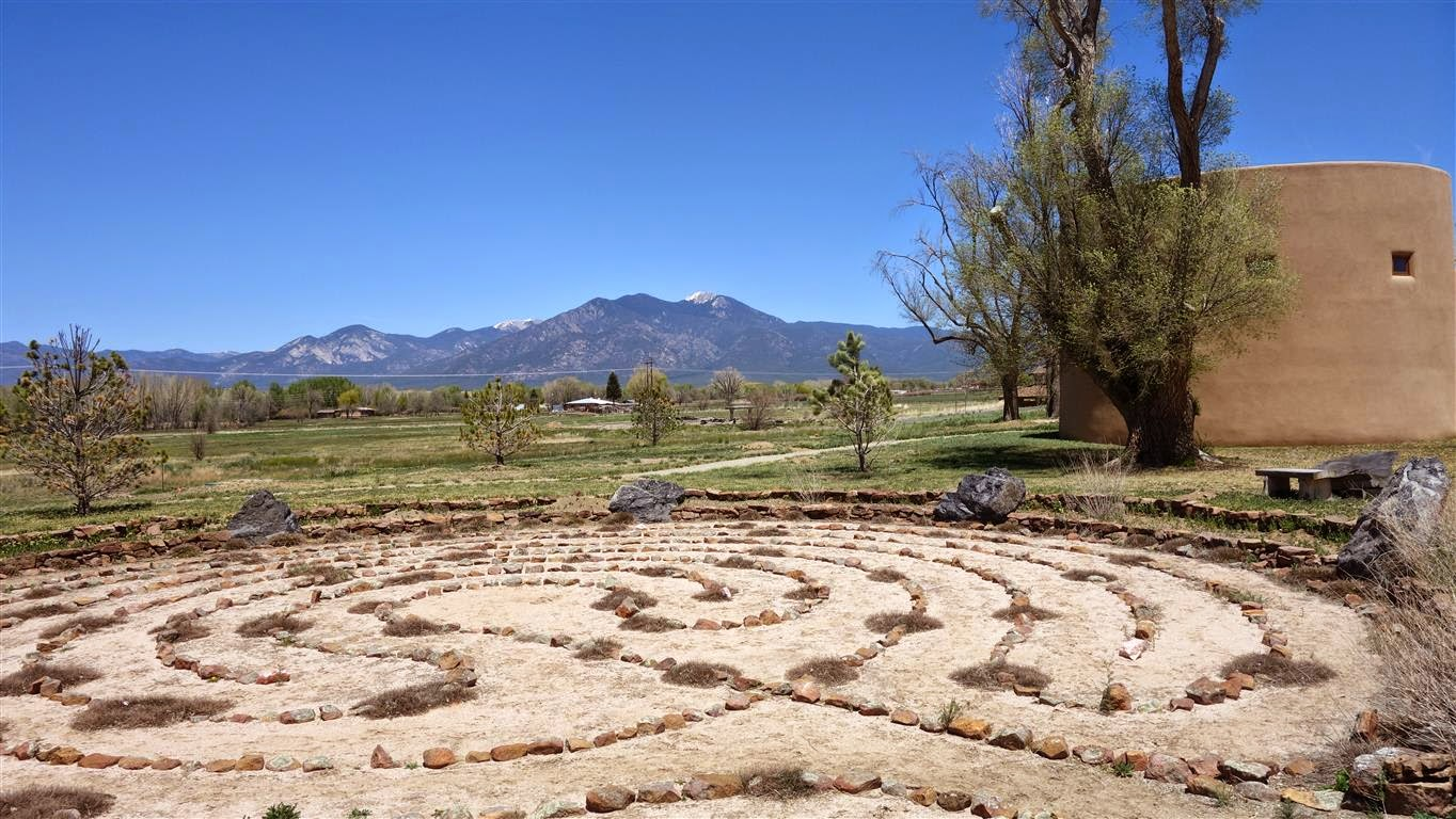 Architectural guide to taos taos labyrinths publicscrutiny Gallery