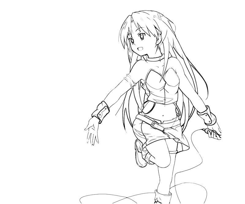 printable-idolmaster-chihaya-kisaragi-cute_coloring-pages