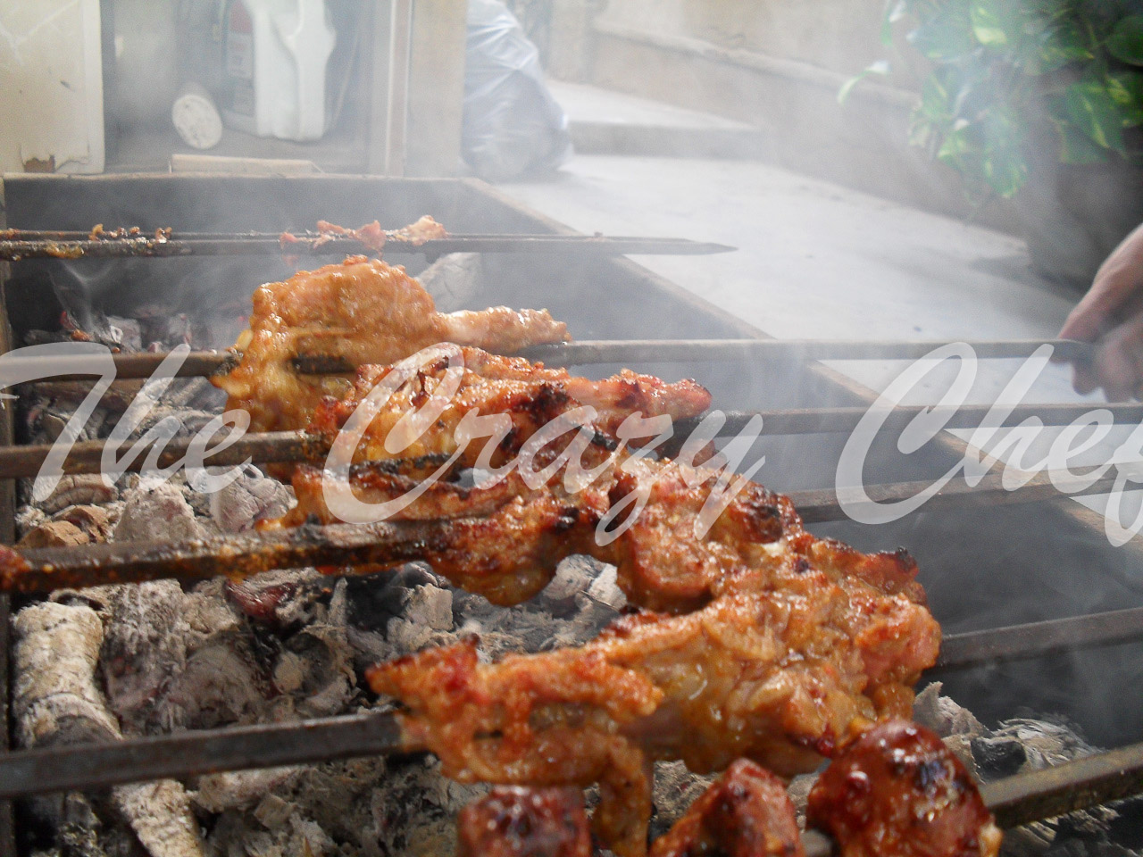 The Crazy Chef: Bakra Eid Special: Grilled Mutton Chops