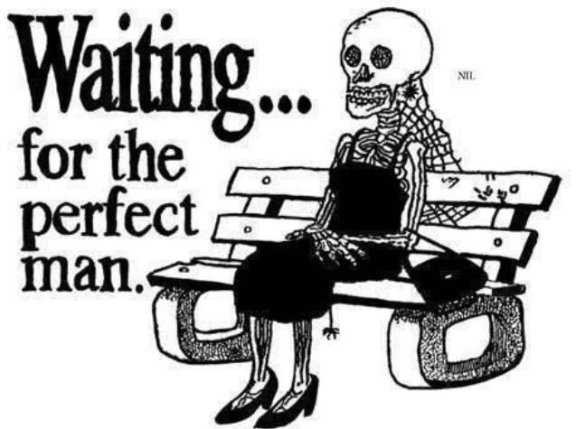 perfecet man, laughing