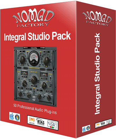 Download Nomad Factory Integral Studio Pack + Keygen