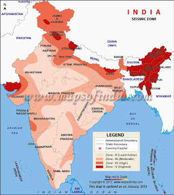 Coral for Soil zones of india