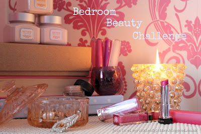 To Be Frank: Bedroom Beauty Challenge