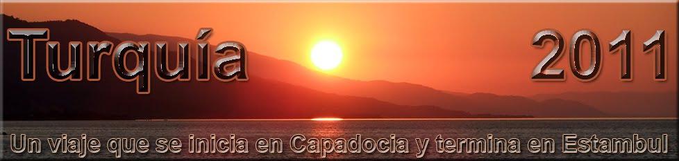 Turquía 2011 - De Capadocia a Estambúl