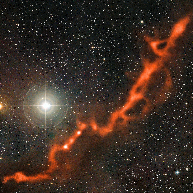 Star-Forming Filament in Taurus