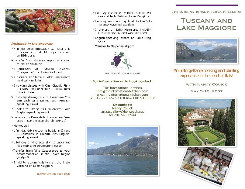 Brochure Samples Pics Brochure Of Italy