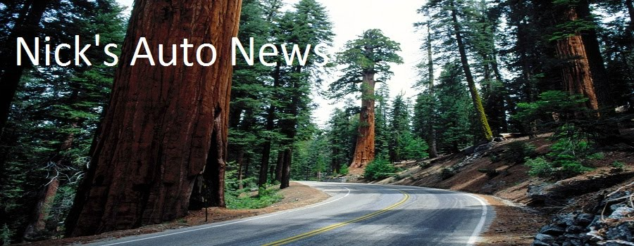 Nick's Auto News